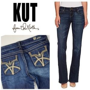 Kut from the Kloth Bootcut Jeans👖